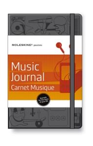 Moleskin Music Journal